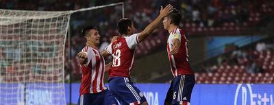 Paraguay Sub 17 es cuartofinalista