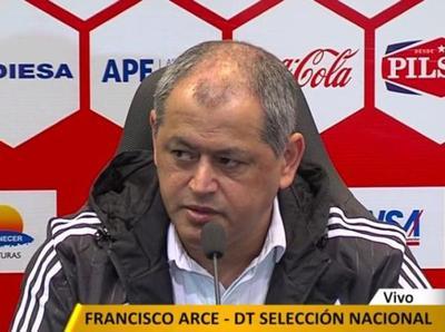 Francisco Arce confía en la clasificación