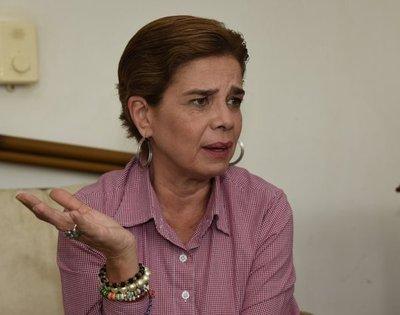 Para Masi, Peña es como una primera dama