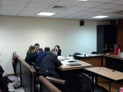 Etapa incidental en juicio de auditores de la CGR