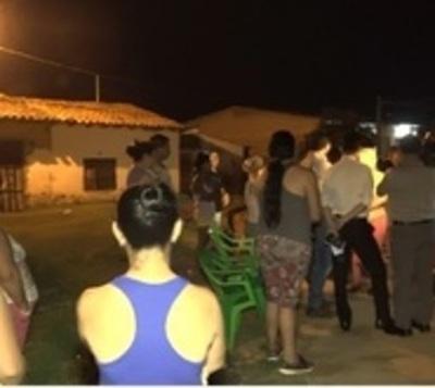 Cansados de la inseguridad, vecinos exigen acción policial