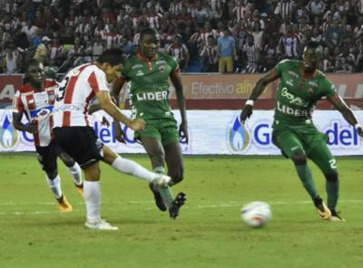 Gol de Búfalo mete a Junior en la final