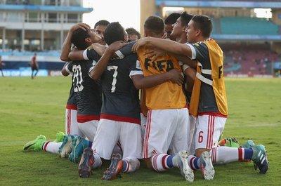 Paraguay superó a Turquía y ganó el Grupo B