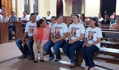 La familia de Félix Urbieta ruega por prueba de vida