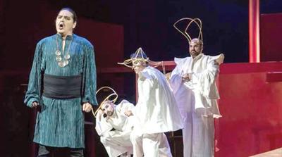 Óperas Dido y Eneasy Turandot, en escena este fin de semana