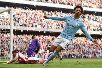 El City se divierte, el Tottenham sufre pero gana