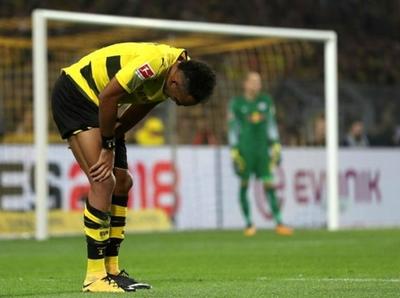 Borussia Dortmund se frenó de local ante Leipzig