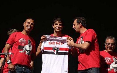El Sao Paulo abre sus puertas a Kaká