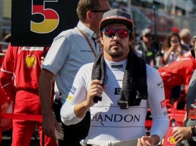 Fernando Alonso quiere la triple corona para el 2018