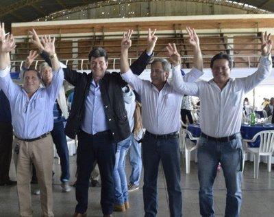 Liberales se reunieron en Ypacaraí