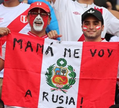 Peruanos agotaron entradas para la repesca