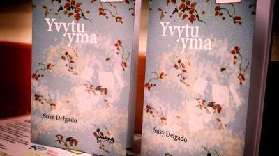 """""""Yvytu yma"""" de Susy Delgado gana el Premio Nacional de Literatura"""