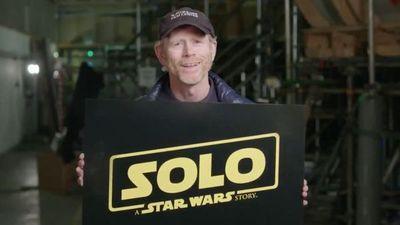 """La película de """"Star Wars"""" sobre Han Solo se titulará """"Solo"""""""