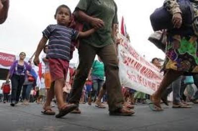 Campesinos anuncian nuevas movilizaciones en la capital