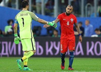 Chile se despedaza con el quiebre de Bravo y Vidal