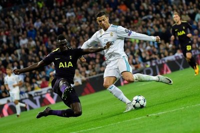 Real Madrid y Tottenham no se sacan ventaja