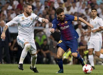 El presidente del Real Madrid no contempla una Liga sin el Barcelona