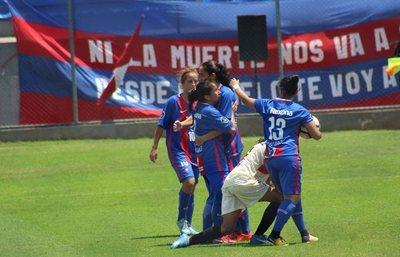 Cerro clasifica a semifinales en Libertadores femenina