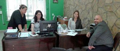 Unidad de Transparencia recorre todas las oficinas de la ESSAP
