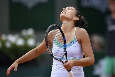 Verónica Cepede perdió en el torneo de singles en Luxemburgo