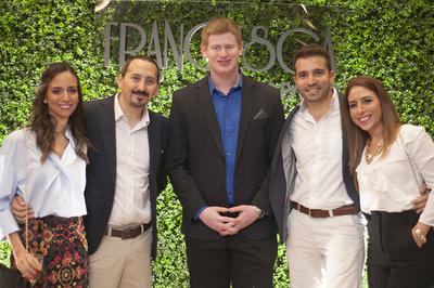 """Apertura oficial del primer edificio de la serie denominada """"Francesca Aparts"""""""