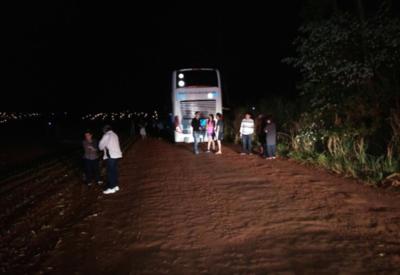 Otro asalto a bus paraguayo en tierras brasileñas