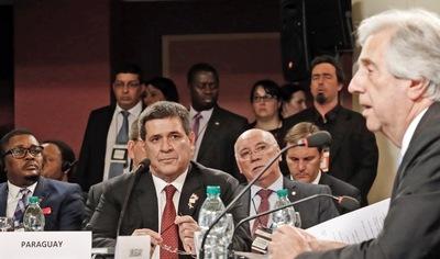 Presidente renueva compromiso de reducir muertes por enfermedades no transmisibles en 2030