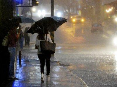 Alerta por tormenta para el este y noreste del país