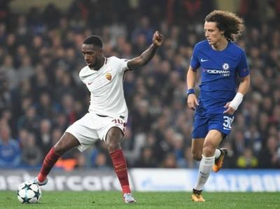 Chelsea resignó puntos en casa tras igualar con la Roma