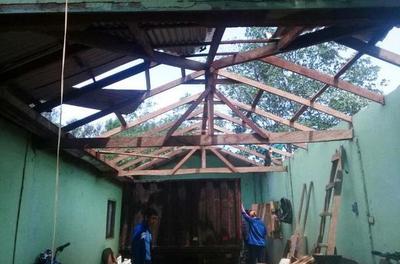 Unas 3.500 familias afectadas por el temporal