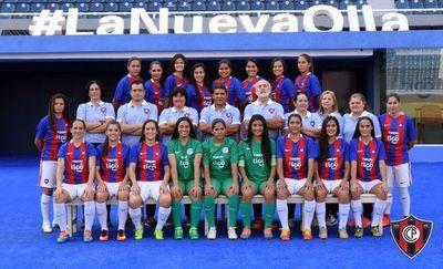 Libertadores Femenina: Cerro convoca a su pueblo para llegar a la soñada final