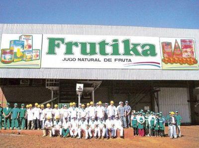 Frutika proyecta exportar productos terminados al mercado europeo