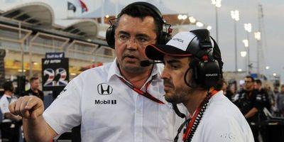 Fernando Alonso renovó su contrato con McLaren