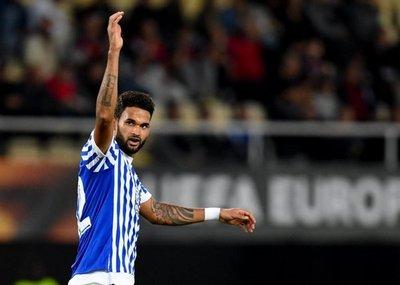 Willian José torpedea al Vardar en Skopje