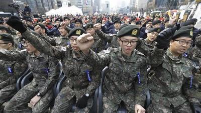 Ejército de Corea del Sur en alerta máxima ante posible ataque de su vecino