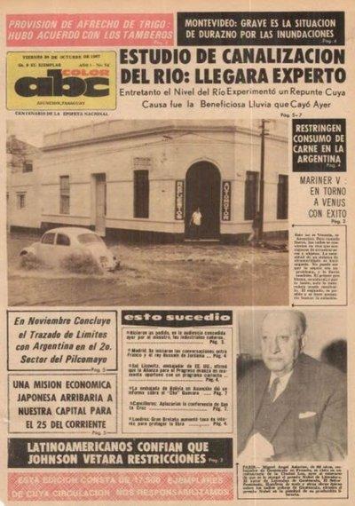 20 de octubre de 1967