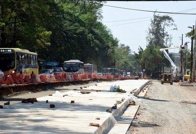 El pasaje del metrobús no bajará de G. 8.000, avisan