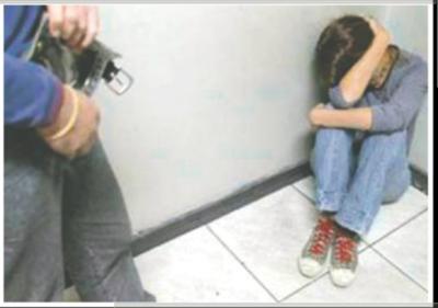 Raptó y abusó de su hermana para vengarse de su mamá
