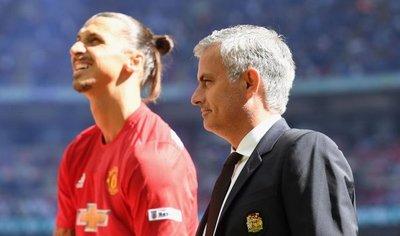 Mourinho cree que Ibrahimovic volverá a jugar este año