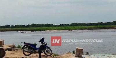 IMPACTANTE VIDEO DEL TIROTEO ENTRE PASEROS Y PREFECTURA NAVAL ARGENTINA