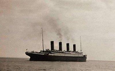 Si todo sale bien..., carta de víctima del Titanic se subastará