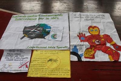 Piden a estudiantes involucrarse en la eliminación de criaderos