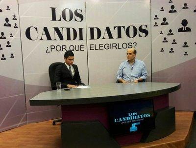 Candidato del PLRA, de gira por Itapúa