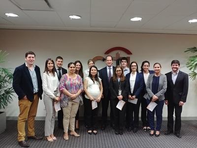 Citibank culmina taller de formación de líderes