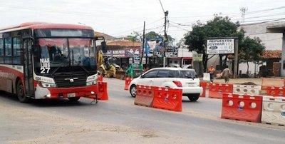 Pasaje del metrobús seguirá en la incógnita hasta finalizar las obras