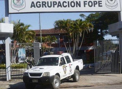 Roban fusiles de la FOPE y sospechan de cuatro agentes