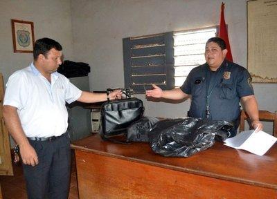 Maleantes roban en escuela de Mallorquín
