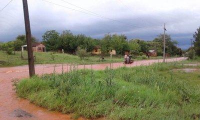 Dos fallecidos por caída de rayo en Itapúa