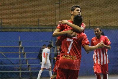 3 de Febrero como Concepción finalistas de Primera Futsal y ascendieron a Honor