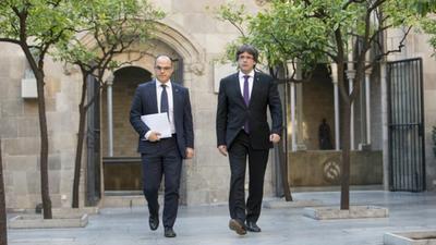 El gobierno catalán aclaró que no convocará a elecciones anticipadas